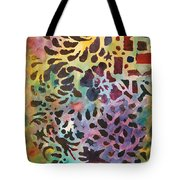 Celebration Day - 1/2 Diptych Tote Bag