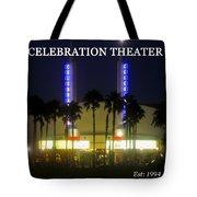Celebration Movie Theater 1994 Tote Bag