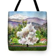 Celeste's Farm Tote Bag