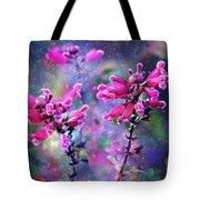 Celestial Blooms-2 Tote Bag