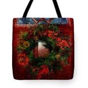 Celestial Christmas Tote Bag