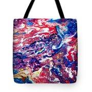Celestial Crab Tote Bag