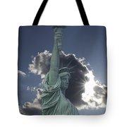 Celestial Crown Tote Bag