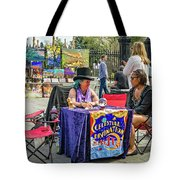 Celestial Divination Tote Bag