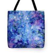 Celestial Dreams Tote Bag by Monique Faella