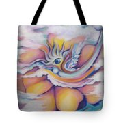 Celestial Eye Tote Bag
