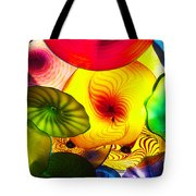 Celestial Glass 2 Tote Bag