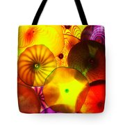 Celestial Glass 4 Tote Bag