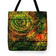 Celestial Grid Tote Bag