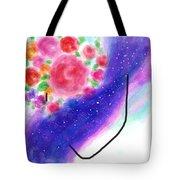 Celestial Her Tote Bag