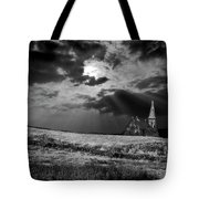 Celestial Lighting Tote Bag