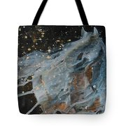 Celestial Stallion  Tote Bag