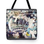 Celestial Travels Tote Bag
