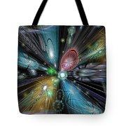 Celestial Vacuum Tote Bag