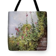 Celia Thaxters Garden Tote Bag