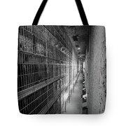 Cell Block Tote Bag
