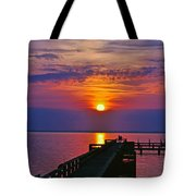 Cell Phone Shooter  Tote Bag