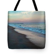 Cell Phones Finest Flagler Tote Bag by Tyson Kinnison