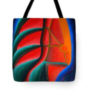 Cell Structure I Tote Bag