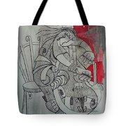 Cellist 01 Tote Bag
