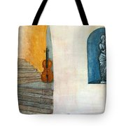 Cello No 2 Tote Bag