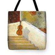 Cello No 3 Tote Bag