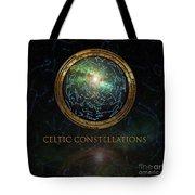 Celtic Constellation Tote Bag