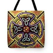 Celtic Cross 2 Tote Bag