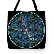 Celtic Dreamcatcher Tote Bag