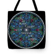 Celtic Dreamcatcher Tote Bag