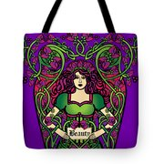 Celtic Forest Fairy - Beauty Tote Bag