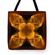 Celtic Gothica Tote Bag