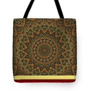 Celtic Hills Tote Bag