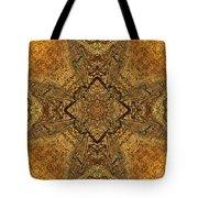 Celtic Mandala Abstract Tote Bag