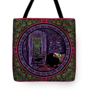 Celtic Sleeping Beauty Part II The Wound Tote Bag