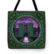 Celtic Sleeping Beauty Part IIi The Journey Tote Bag