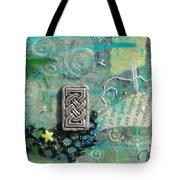 Celtic Tones Tote Bag
