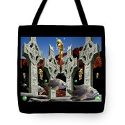 Celtic Valley Tote Bag