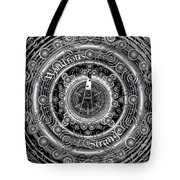 Celtic Wondrous Strange Tote Bag