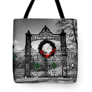 Celtic Yuletide Blessings Tote Bag
