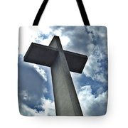 Cement Worship Zoom  Tote Bag