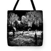 Cemetary Tote Bag