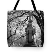 Cemetery 1 Tote Bag