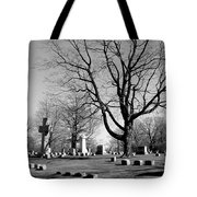Cemetery 5 Tote Bag