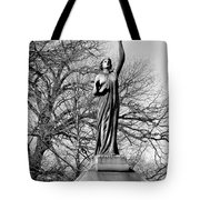 Cemetery 6 Tote Bag