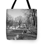 Cemetery 7 Tote Bag