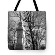 Cemetery 9 Tote Bag