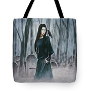 Cemetery Chic Tote Bag