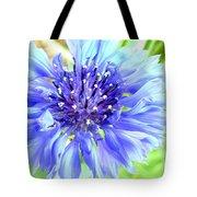 Centaurea Cyanus 1 Tote Bag