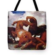 Centaurs 1873 Tote Bag